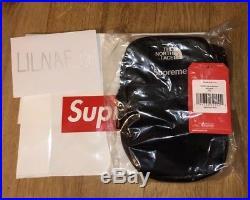Supreme The North Face Shoulder Bag Black Fw18 Off White Nike Yeezy