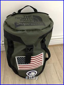 Supreme The North Face Trans Antarctica Expedition Big Haul Backpack Olive