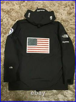 Supreme The North Face Trans Antartica Expedition Gore Tex Pullover Size M