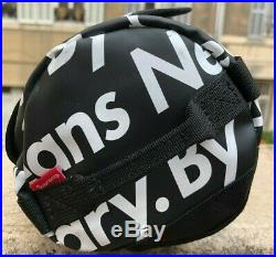 Supreme The North Face Travel Bag Carry Pack Tnf By Any Means Necessary Black
