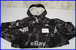 Supreme / The North Face Venture Jacket Size Large L Ss2012 Worn Used Tnf