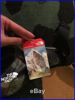 Supreme The North Face Waist Bag Camouflage Fanny Pack Duffle Waterproof