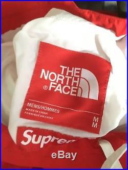 Supreme The North face Gore-Tex Red Medium DEADSTOCK