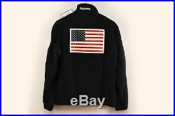 Supreme The north Face Trans Antarctica Expedition Fleece Jacket Black BRAND NEW