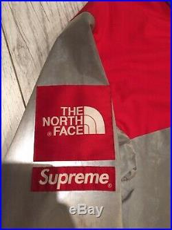 Supreme X The North Face 3M Reflective Mountain FW13