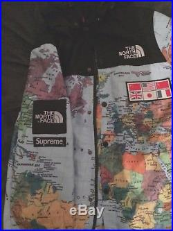 Supreme X The North Face Atlas