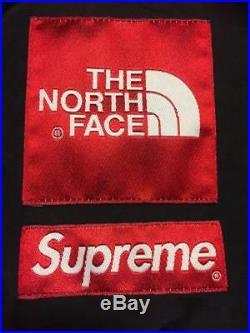 Supreme X The North Face Expedition Entraîneurs Veste Carte 2014SS TAILLE S Sold