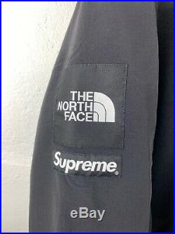 Supreme the north face RTG Fleece jacket Black Xl