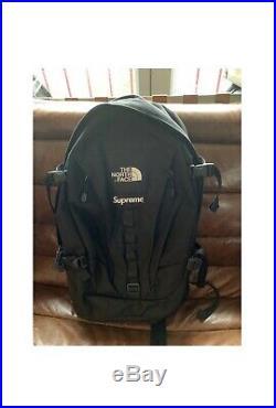 Supreme x North Face RTG Backpack Black SS20 Box Logo Yeezy Tupac Bape Off White
