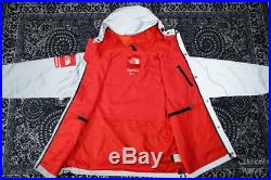 Supreme x The North Face 3 M Mountain TNF Reflective Jacket Red 13SS Parka