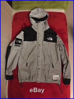 Supreme x The North Face 3m Reflective Jacket S/S 13. Size XL