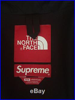 Supreme x The North Face 3m reflective 2013 / Size M