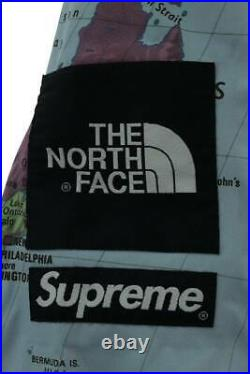 Supreme x The North Face Expedition Entraîneurs Veste Carte 14SS So D Tailles