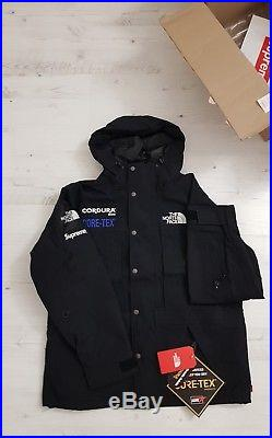 Supreme x The North Face Expedition Jacket Black
