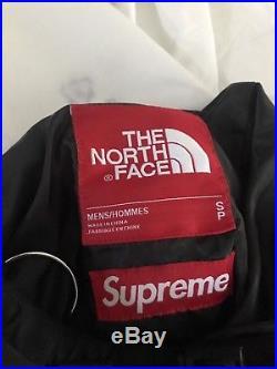 Supreme x The North Face, GORE TEX Pullover, TRANS ANTARCTICA, Size S /P