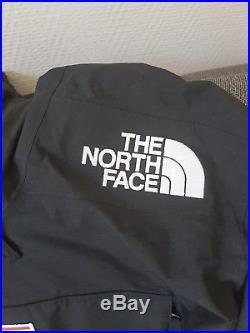 Supreme x The North Face Goretex Pullover Black Size M BOGO BOXLOGO