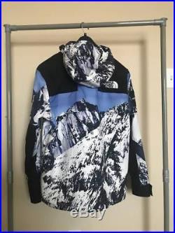 Supreme x The North Face Mountain Parka Windbreaker