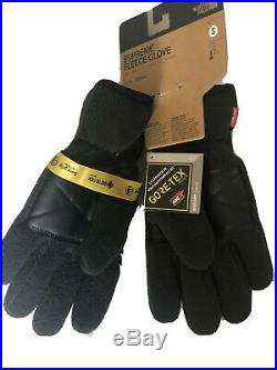 Supreme x The North Face RTG Fleece Gloves Small