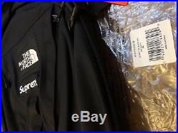 Supreme x The North Face TNF Expedition Backpack Black jacket fleece