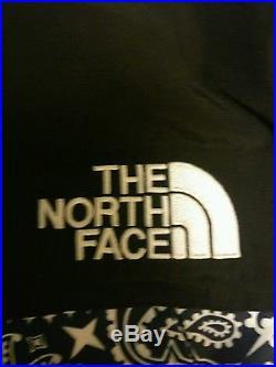 Supreme x the north face