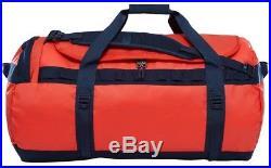 THE NORTH FACE BASE CAMP Grand polochon sac de voyage, 95L Poinciana Orange