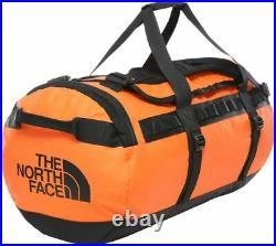 THE NORTH FACE Base Camp Duffel T93ETP3LZ Imperméable Sac de Voyage 71L Taille M