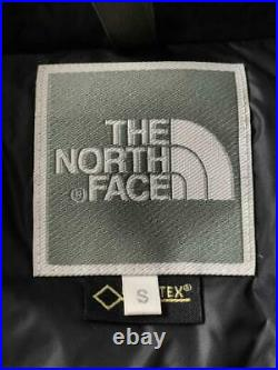 THE NORTH FACE Doudoune S Ndw91835 Étiquette TAILLE S Noir Autrement Bas Veste