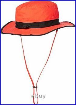 THE NORTH FACE Horizon Chapeau Extérieur Homme Feu Rouge Brique NN01707 Size S /