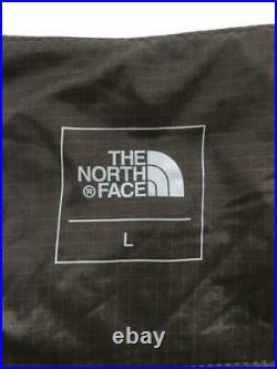 THE NORTH FACE L Brw Intérieur Nd91861 Kaki Coque Kade Étiquette L Marron Veste