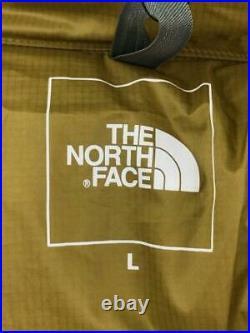 THE NORTH FACE L Polyester Étiquette Taille Na Polyester Bas Veste 477 De Japon
