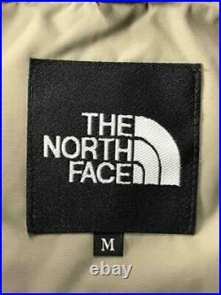 THE NORTH FACE M Beg Ck Np61249 A Nylon Beige Mode Bas Veste De Japon