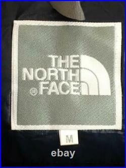 THE NORTH FACE M Nylon Nvy Ie Étiquette Taille Marine Bas Veste 3705 De Japon