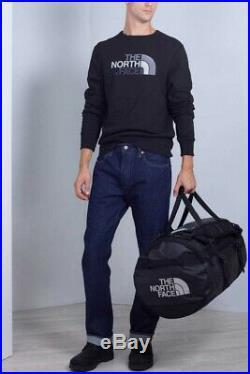 THE NORTH FACE Men Basecamp M black duffle bag