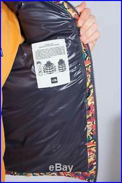 THE NORTH FACE Men Multicolor nylon 1992 Nuptse down jacket