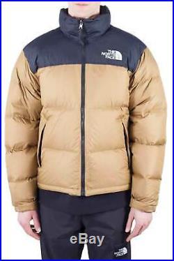 THE NORTH FACE Men's khaki 1996 Retro Nuptse down jacket