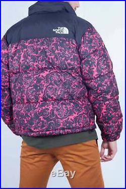 THE NORTH FACE Men's print Rage 1996 Retro Nuptse down jacket