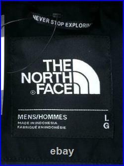 THE NORTH FACE Nylon Noir Mountain Parka 6254 De Japon