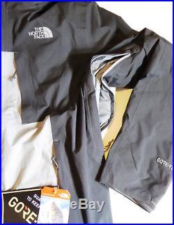 THE NORTH FACE POUR HOMME MONTAGNE léger TRICLIMATE GORE-TEX 550 Veste doudoune