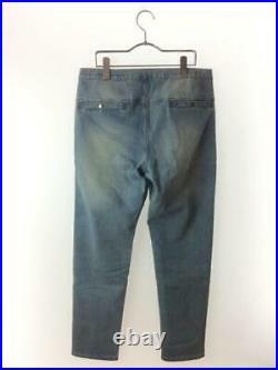 THE NORTH FACE PURPLE LABEL 32 Idg Étiquette Taille 32 Indigo Jeans Mode 7563