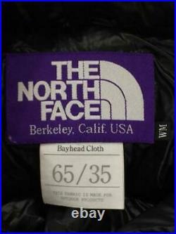 THE NORTH FACE PURPLE LABEL 65 35 Court Bas A M Polter Étiquette Veste Doudoune