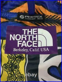 THE NORTH FACE PURPLE LABEL Montagne Vent Parka Violet NP2136N Taille M Utilisé
