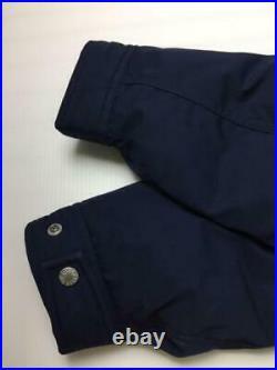THE NORTH FACE PURPLE LABEL Nvy Polyester Marine Mode Bas Veste De Japon