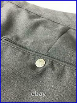 THE NORTH FACE PURPLE LABEL Pol Ter Tropical 32 Gris Étiquette Taille 32 Coton