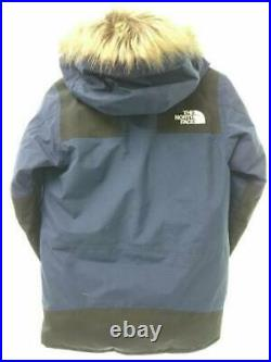 THE NORTH FACE S Nvy Ndw91835 Bas 18Aw Étiquette TAILLE S Marine Nylon Bas Veste