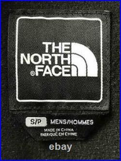 THE NORTH FACE S Nylon Gris Lty Nupste Manches Dirt Yes Étiquette Bas Veste