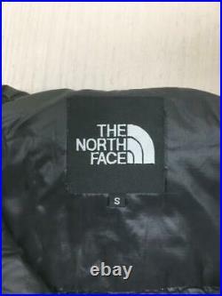 THE NORTH FACE S Nylon Noir Jkt Étiquette TAILLE Veste Doudoune 5697 De Japon