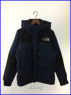 THE NORTH FACE S Nylon Nvy Nd91710 Baltro Étiquette TAILLE Marine Bas Veste 5665