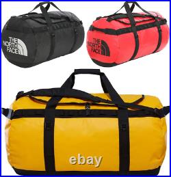 THE NORTH FACE TNF Base Camp Duffel Imperméable Sac Voyage 132 L Taille XL