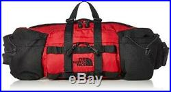 THE NORTH FACE Taille Sac Montagne Motard Charpentier Paquet Tnf Rouge