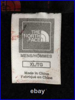 THE NORTH FACE Trans- Exp XL Scraches Là Noir Taille XL Coton Capuche 6180